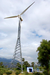Small Scale Indian Wind Projects