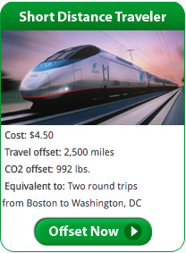 Amtrak - Carbonfund org