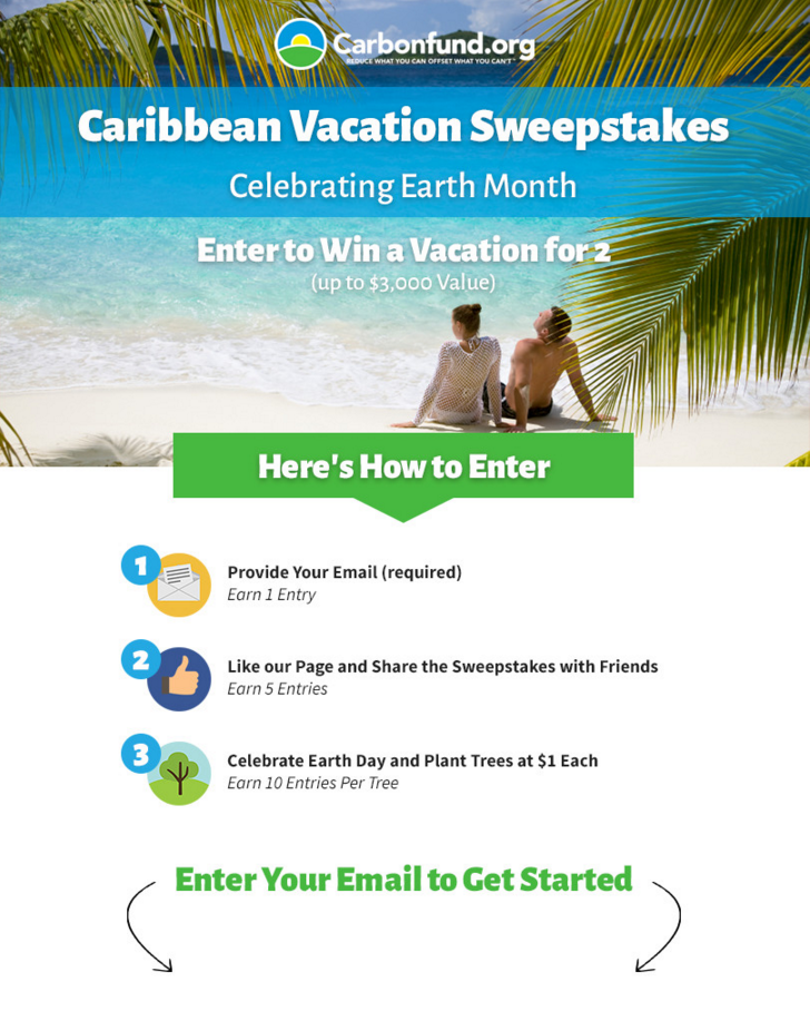 how to enter sweepstakes and win