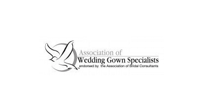 association of wedding gown specialists logo